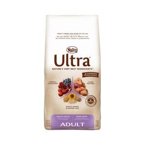 【Nutro】美士大地極品成犬樂活配方-4.5磅