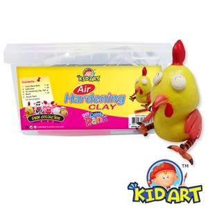 KID ART 美國創意手作黏土 原色黏土(QQ雞)