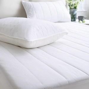 HOLA home抗菌舖棉保潔墊組雙人(床包式設計)