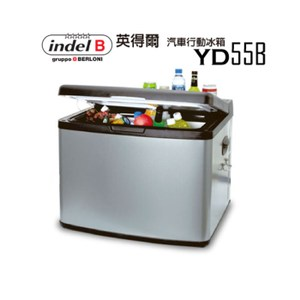 【Outdoorbase】 義大利 Indel B 汽車行動冰箱 55L