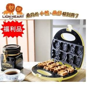 (全新福利品)LION HEART獅子心 小八哥蛋糕機 LCM-131
