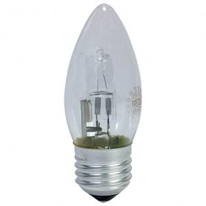 東亞 120V 42W 尖型清光鹵素燈泡