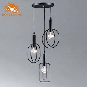 【Honey Comb】時尚多層次吊燈三燈(LB-31262)