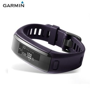 Garmin健身手環vivosmart HR, TWN, Medium 紫