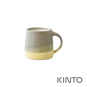 KINTO SCS漸層馬克杯320ml-黃/綠色