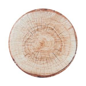 自然風陶瓷鍋墊-木紋