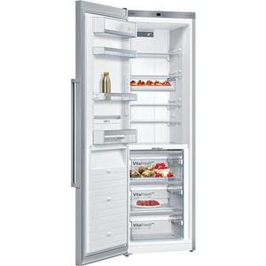 BOSCH 博世 300L 獨立式單門冷藏櫃(銀)KSF36PI30D