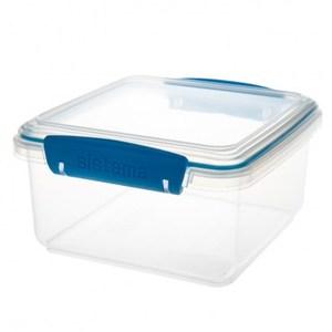 Sistema方型收納扣式保鮮盒 1.2L_61650