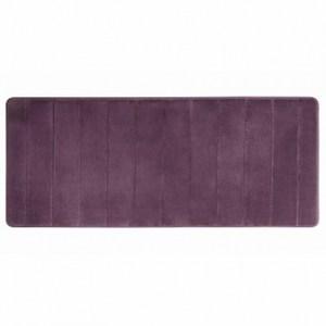 Microdry 舒適記憶棉地墊61x147.4cm 紫羅蘭