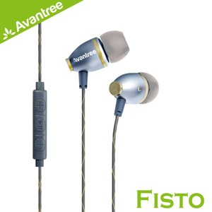 【Avantree】Fisto入耳式線控耳機