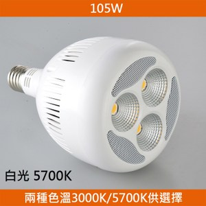 HONEY COMB LED 105W高效能球泡 白光 B-02045
