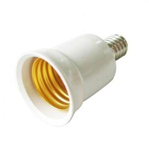 E17燈頭轉換E27燈座