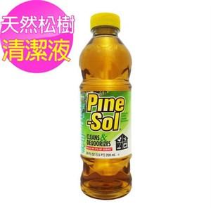 【美國 Pine sol 潘松】萬用松香清潔液(24oz/709ml)*6