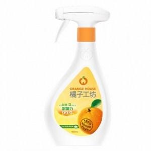 橘子工坊天然制菌活力浴廁清潔劑480ml