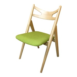 【YFS】Fay實木餐椅-50x50x77cm(二色可選)