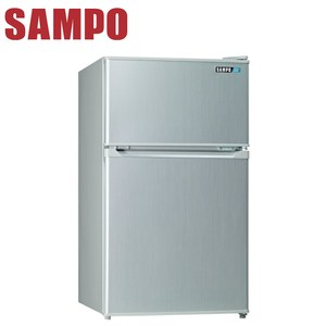 SAMPO聲寶 100公升定頻雙門冰箱(SR-P10G)含基本安裝
