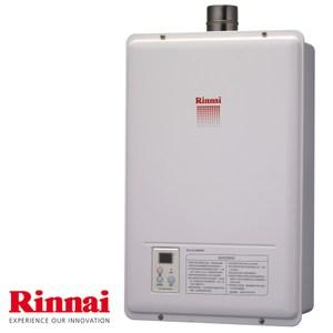 Rinnai林內 強制排氣瓦斯熱水器 16L TUA-A1600WF(NG1/FE式) [天然瓦斯]