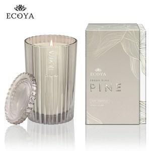 澳洲ECOYA 精緻香氛蠟燭-清新松木 345g