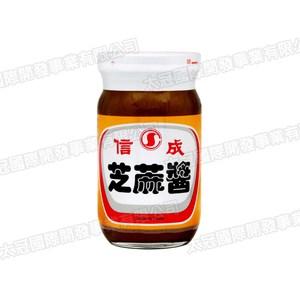 台灣信成芝蔴醬230g