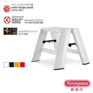 【長谷川Hasegawa設計好梯】Lucnao設計傢俱梯 一階白色(24cm)