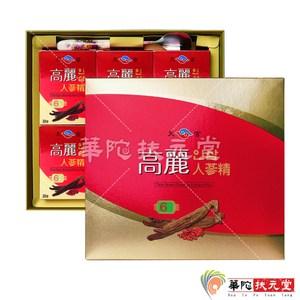 【華陀扶元堂】天官高麗人蔘精1盒(6瓶/盒)