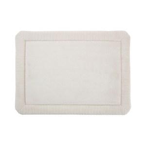 HOLA 緹諾抗菌吸水透氣地墊43x61cm米白