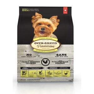 【Oven-Baked】烘焙客 成犬雞肉口味 小顆粒 1kg X 1包