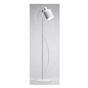 ★內贈燈泡★ 簡約時尚立燈-白色
