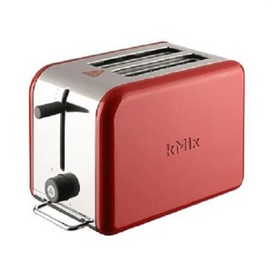 英國 KENWOOD KMIX 系列烤麵包機(紅色) TTM021A