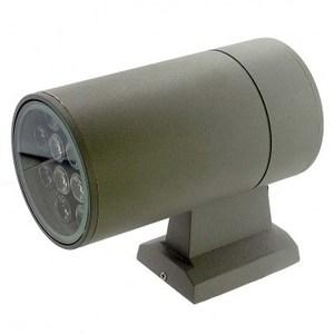 LED 12珠單向圓形景觀壁燈 白光