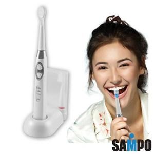 SAMPO聲寶 靚白充電式音波震動牙刷 TB-Z1407L