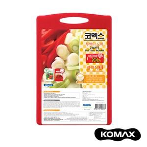 韓國KOMAX 抗菌銀離子頂級兩用砧板(小)小
