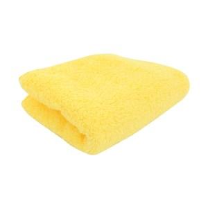 Lovel 全新升級第二代馬卡龍長絨毛纖維毛巾(暖陽黃)