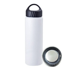 Dashiang 304不鏽鋼真水律漾瓶660ml-白 DS-C18-660