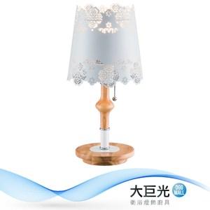 【大巨光】現代風檯燈(BM-22251)