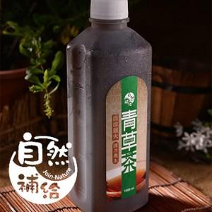 【自然補給】漢方養生青草茶 12瓶(1000ml/瓶)