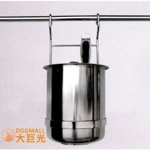 【大巨光】不鏽鋼多功能圓桶架(3024S)
