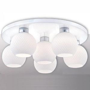 [特價]【大巨光】台製現代風半吸頂燈 中(LW-09-2912)