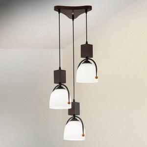 YPHOME 輕工業圓盤三吊燈10123123