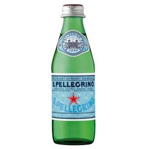 [特價]義大利 S.Pellegrino 聖沛黎洛氣泡礦泉水 250ml