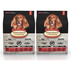 【Oven-Baked】烘焙客 成犬羊肉糙米口味 大顆粒 12.5磅 X 2包
