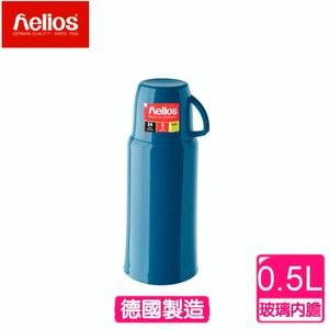 【德國helios 海利歐斯】HES保溫瓶典雅藍(500cc)