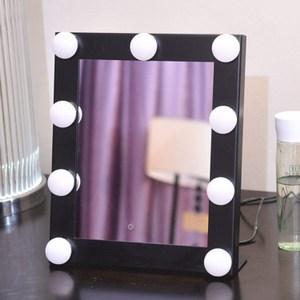 HONEY COMB 藝人愛用款 LED燈泡式梳妝鏡 GT-3108