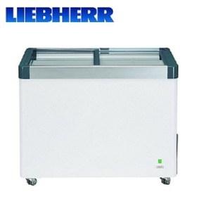 德國利勃 LIEBHERR 361公升 玻璃推拉冷凍櫃 EFE-3502