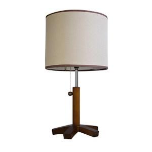 霍爾木質桌燈