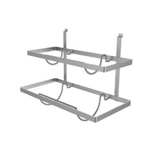Loft 工業風不鏽鋼-廚房紙巾架