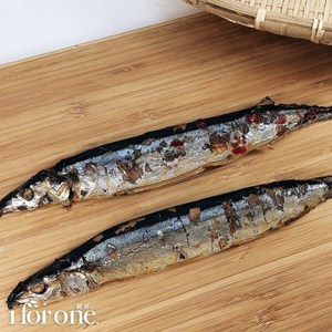 1 for one.秋刀魚甘露煮(2入/160g/袋,共2袋)
