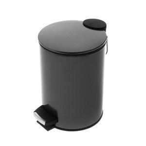 HOLA 里昂金屬緩降垃圾桶-3L
