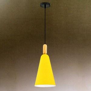 YPHOME 粉紅單吊燈 A12914L黃色 12913