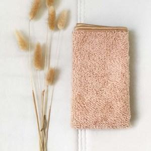 Lovel 3M頂極輕柔棉超細纖維抗菌方巾-Hazelnut 榛果棕